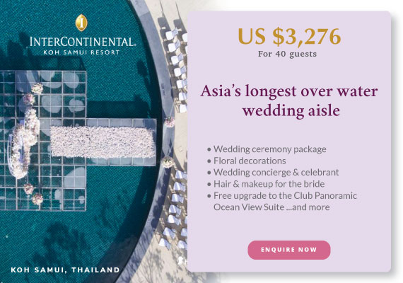 Click to enquire now, InterContinental Koh Samui Resort