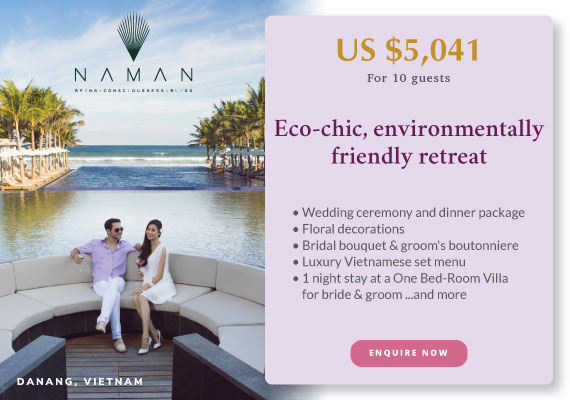 Click to enquire now, Naman Retreat, Danang