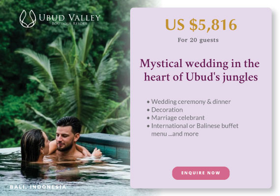 Click to enquire now, Ubud Valley Boutique Resort