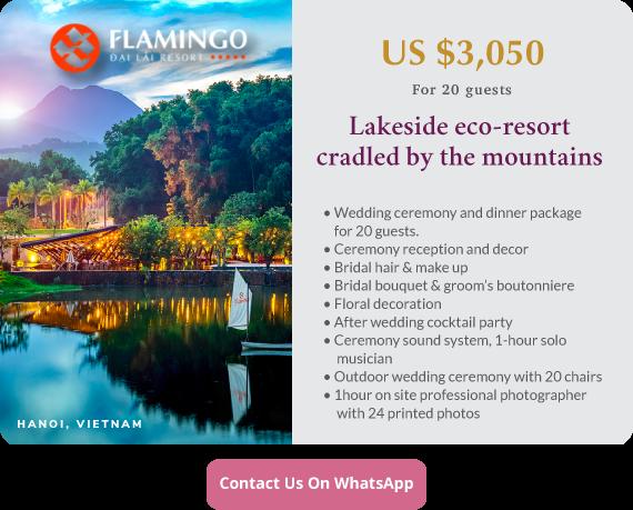 Click to enquire now, Flamingo Dai Lai Resort, Hanoi